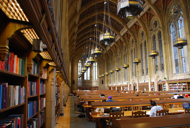 Suzzallo Library - University of Washington 2009-06-07