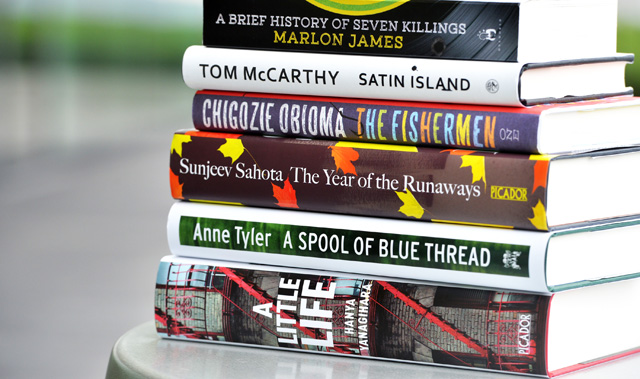 2015 Man Booker Prize For Fiction Shortlist - Photocall